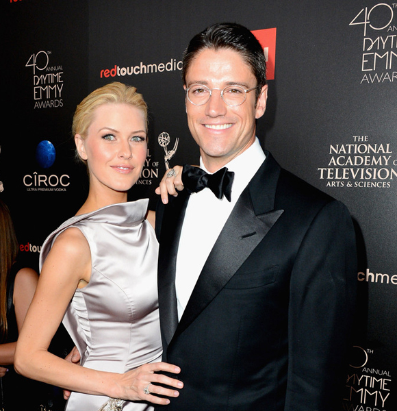 James Scott Got Married And Turned Girlfriend Into Wife! Guess He Did Not Have A Match-Maker The First Time