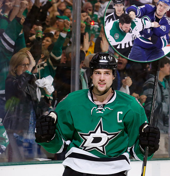 Jamie Benn Gets A Massive Contract Extension; When Will Captain Return From Injury?
