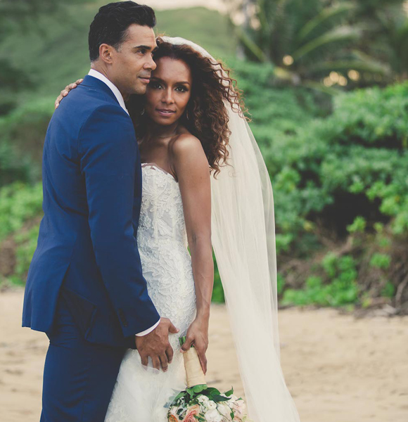 Janet Mock's Dream Of Wedding Came True! Has A Supportive Husband She Never Thought Could Have Before