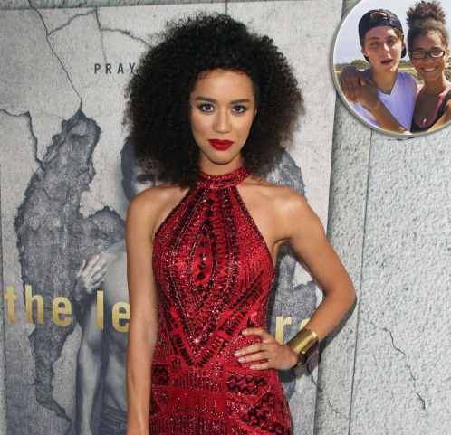 Jasmin Savoy Brown Is Having A Dating Affair! But There Is No Boyfriend Tag