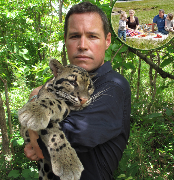Despite Several Near Death Experience Jeff Corwin Is Alive And Happy With Wife And Their Kids