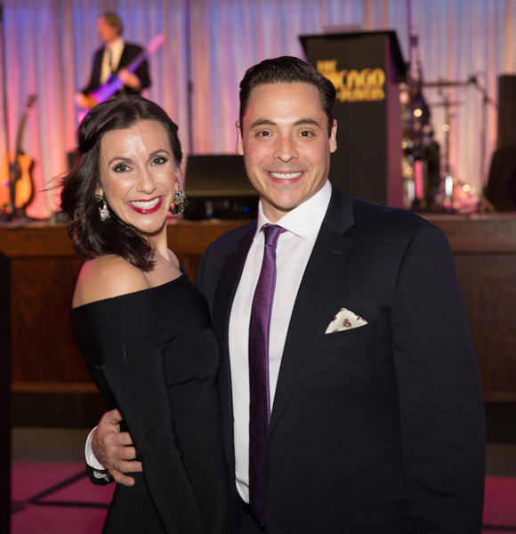 Who Is Jeff Mauro Wife? Married Life & Information On Kids