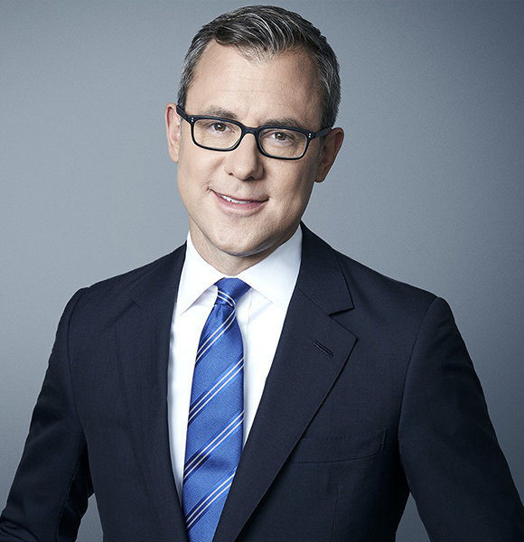 Jeff Zeleny From CNN Keeps His Married Life In Shadows? But Does That Make Him Gay?