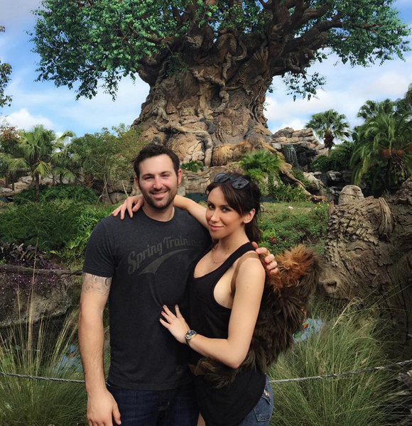 Dating Affair Too Strong! Jenn Sterger Recently Agreed To Get Married And Turn Boyfriend Into Husband