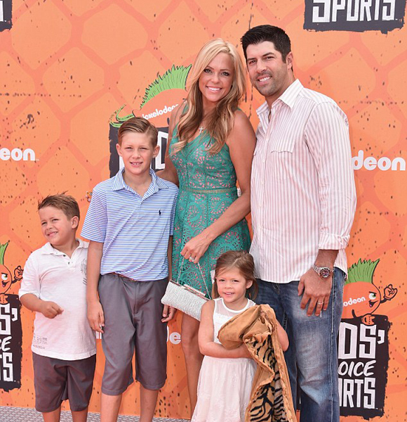 Jennie Finch's Married Life With Husband Gave Her Three ...