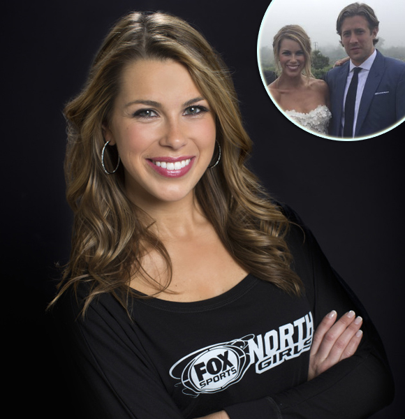 Jenny Taft: Everything About Her - From Her Age To Her Possible Married Life With Husband