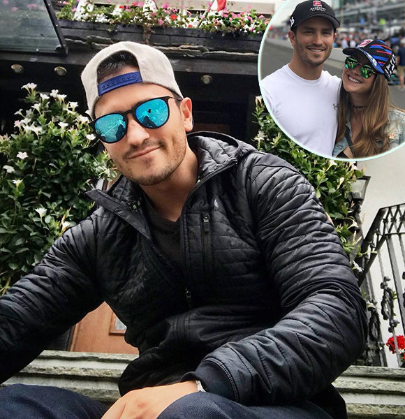 Jeremy Bloom Is Married To Longtime Girlfriend: Who Is His Wife?