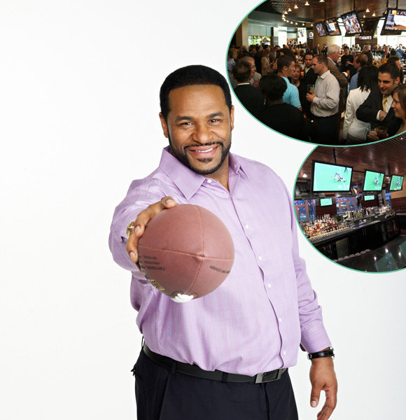 Jerome Bettis Opened A Bar Restaurant After Being Retired; Have A Look At His Former Career Stats