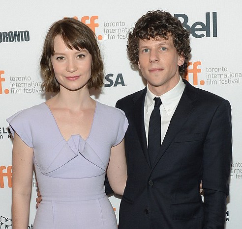 Baby Bliss! Jesse Eisenberg and Girlfriend Anna Strout Welcome their First Child