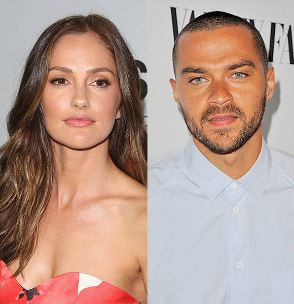 Jesse Williams's Dating Affair With Girlfriend Is Public! Just Months After He Filed Divorce From Wife