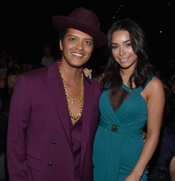 Jessica Caban Might Just Be Pregnant With Singer Boyfriend Bruno Mars; Soon To Become Parents?