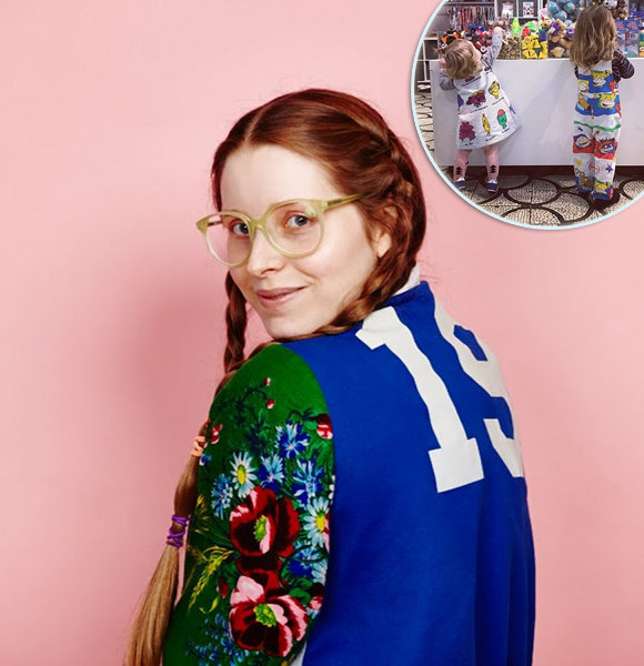Jessie Cave Has Children But Not Married! Here's Her Little Family