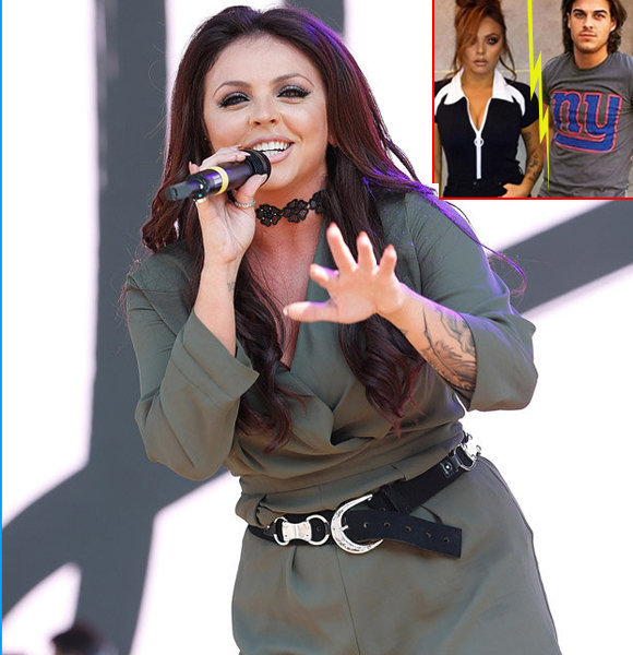 Jesy Nelson Uses Instagram To Hint Split With Boyfriend Chris Clark Just Months After Dating Affair Surfaced