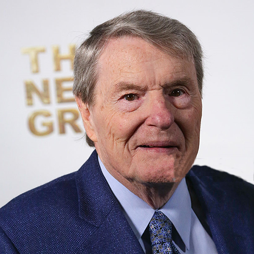 56 years of Love Life: Former PBS NewsHour's Anchor, Jim Lehrer: Wife Kate, and 3 Daughters