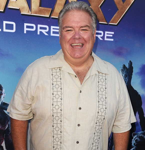 is jim o heir a secretly married man has wife and kids on screen