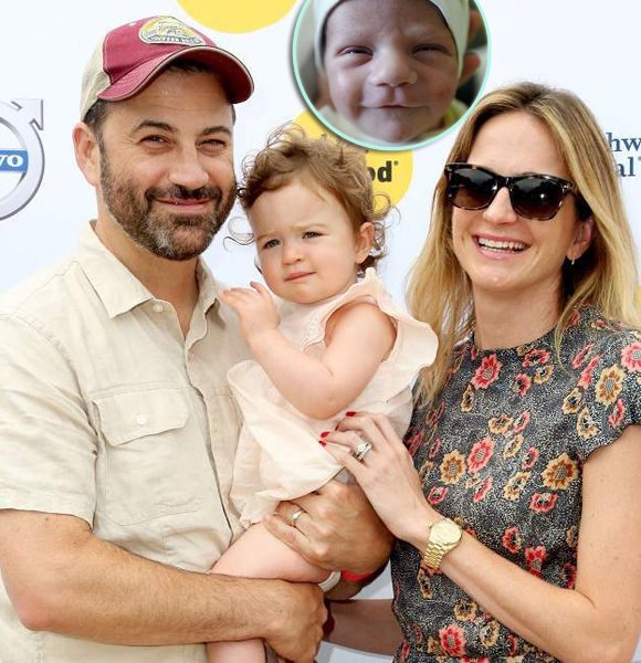 Jimmy Kimmel Reveals New Born Baby's Open-Heart Surgery; Wife Has No Idea About It