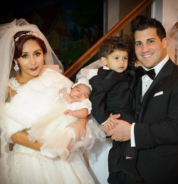 A Look-Back At When Jionni LaValle Married TV Personality Wife In A Lavish Wedding Ceremony