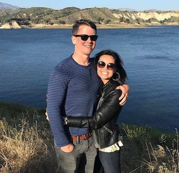 Jo Ling Kent From NBC Considers Herself Lucky For Having Scott As Husband! Her Affair Says It All