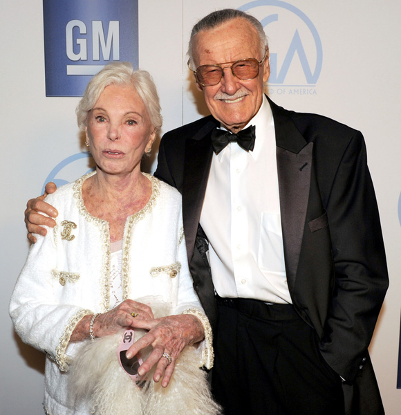 Joan B. Lee Wiki: The Wife to Famous Comic Writer Husband Stan Lee Dies At 93!