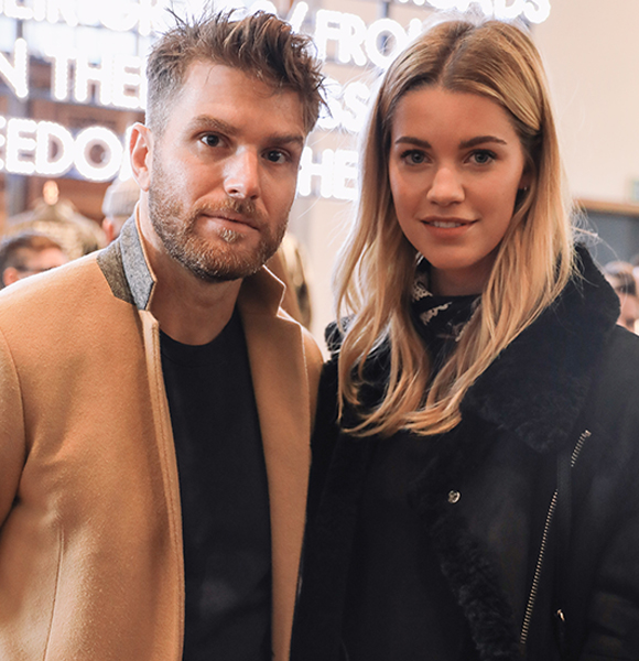 Joel Dommett Reveals Dating Affair With Girlfriend In A Steamy Yet Comic Picture! Relationship Goals?