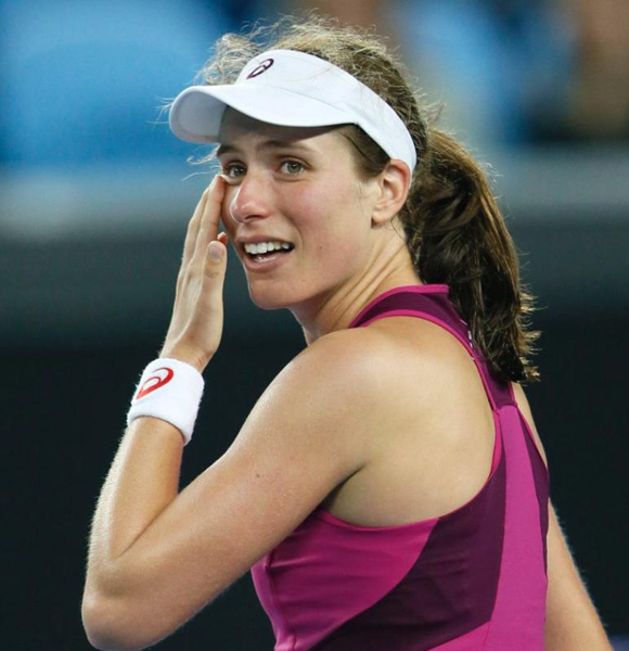 Johanna Konta's Tennis Game Fumbling Even With the Coach She Choose Herself! What Does This Mean To Her Ranking?