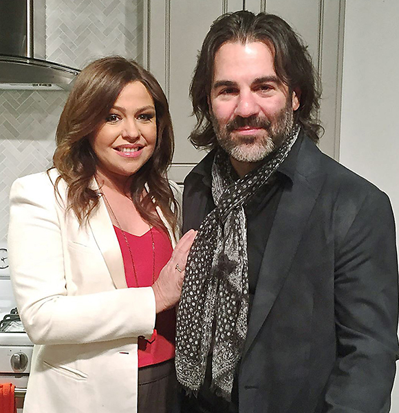 John M. Cusimano And Rachel Ray Making A Statement; Married Life Getting Stronger With Time