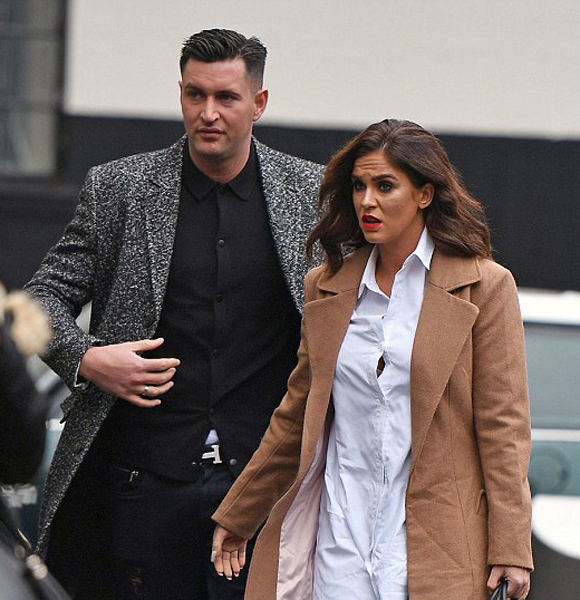 John Noble Partner-in-Crime Girlfriend Vicky Pattison Can't Wait To Get Married! Any Signs She'll Be His Wife?
