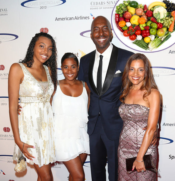 John Salley's Wife Supports Vegan But What About His Wife And Daughter?