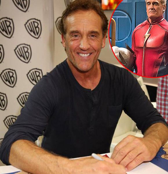 Is John Wesley Shipp A Gay Man? Hiding His Possible Married Life And A Wife With Help Of Throbbing Career?