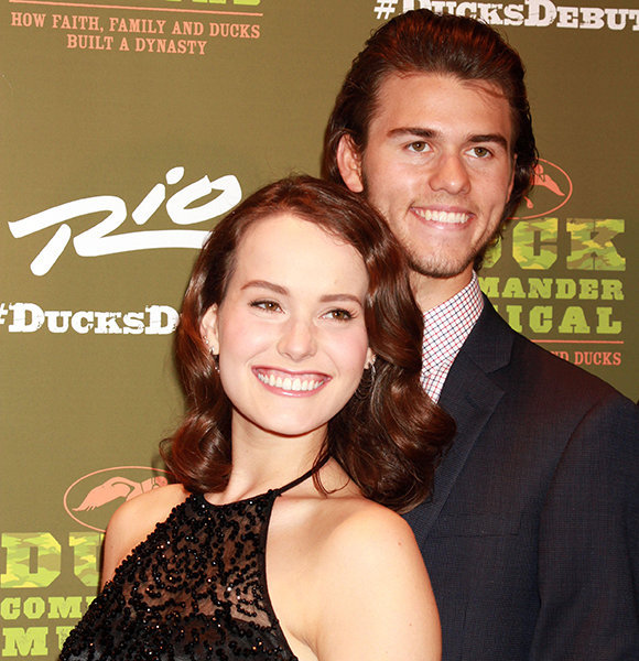 John Luke Robertson Wiki: On Juggling Married Life with Wife and College Precisely