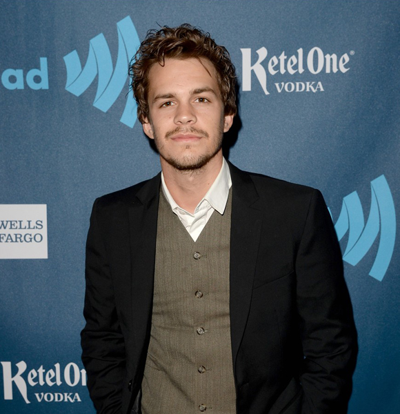 Johnny Simmons Ended His Dating Affair With Alleged A-List Girlfriend! Why Did He Do It?