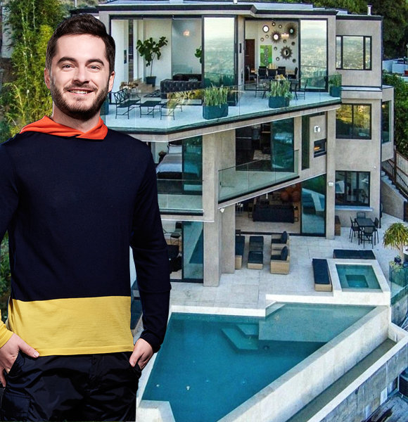 Jordan Maron Is Upset For His Lavish House Got Revealed; Has A Girlfriend To Share The Place?