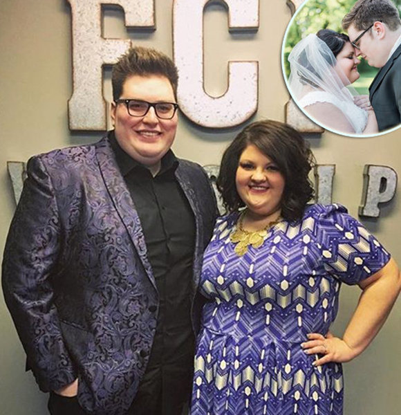 Jordan Smith Took Dating Affair To The Altar! Gestures Joy In Married Life With Wife