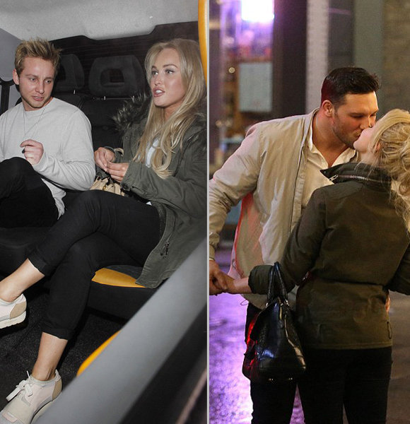 Jorgie Porter Steps Out With Mystery Man-Twice! Dating Anyone Or Just A False Boyfriend Alert?