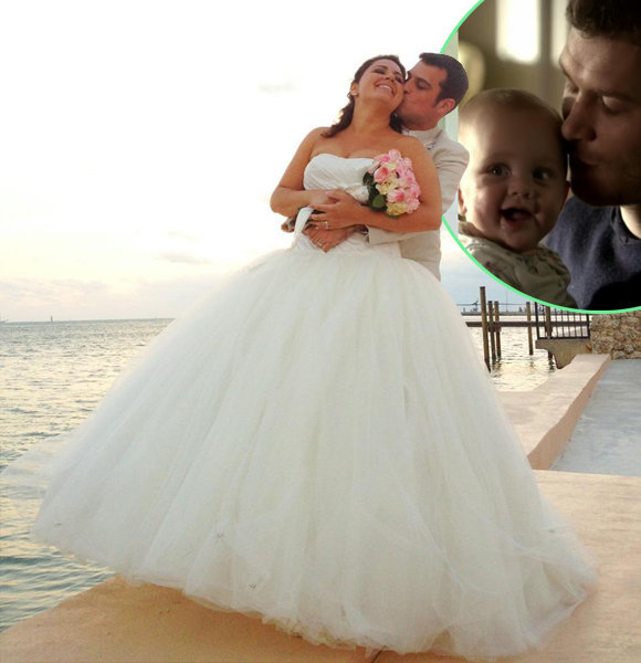 Joseph Morgan Married: Originals Star Weds Persia White ... |Persia White And Joseph Morgan Wedding