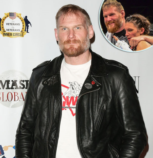 Ufcs Josh Barnett Is Dating Has A Girlfriend From Mma You Dont