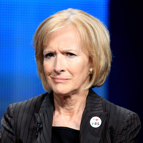 """Married to a Fellow Journalist, Judy Woodruff's Experience on Son's """"Spina Bifida"""". Plus, Family Life and Husband"""