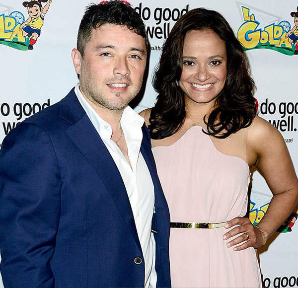 Judy Reyes Gushes Over Husband! Says He Makes the Perfect Parent