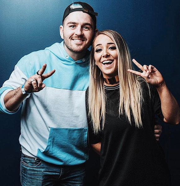Julien Solomita and Girlfriend Jenna are Relationship Goals! Dating To Getting Married at Young Age?