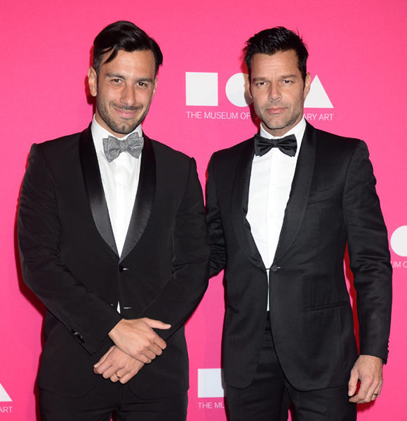 Openly Gay Jwan Yosef is Married! Gets Ricky Martin As Husband