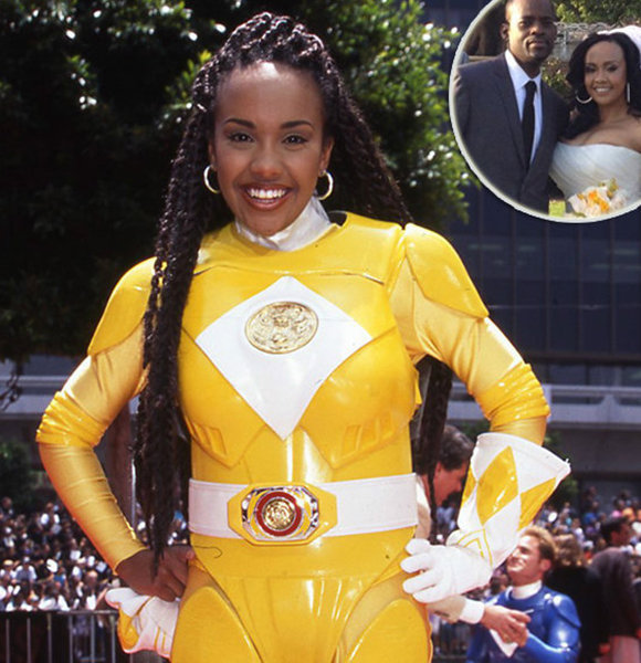 Former Power Rangers Karan Ashley Enjoys A Married Life With Husband; You Might Want To Know About.