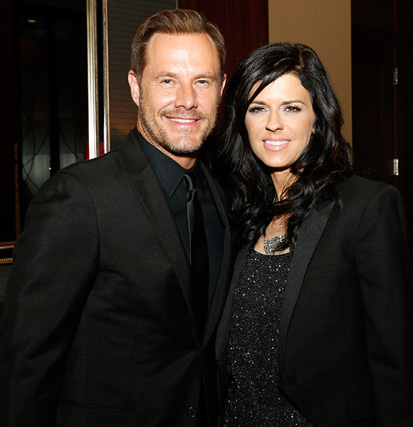 Karen Fairchild and Husband - Major Power Couple in Their Content Married Life!