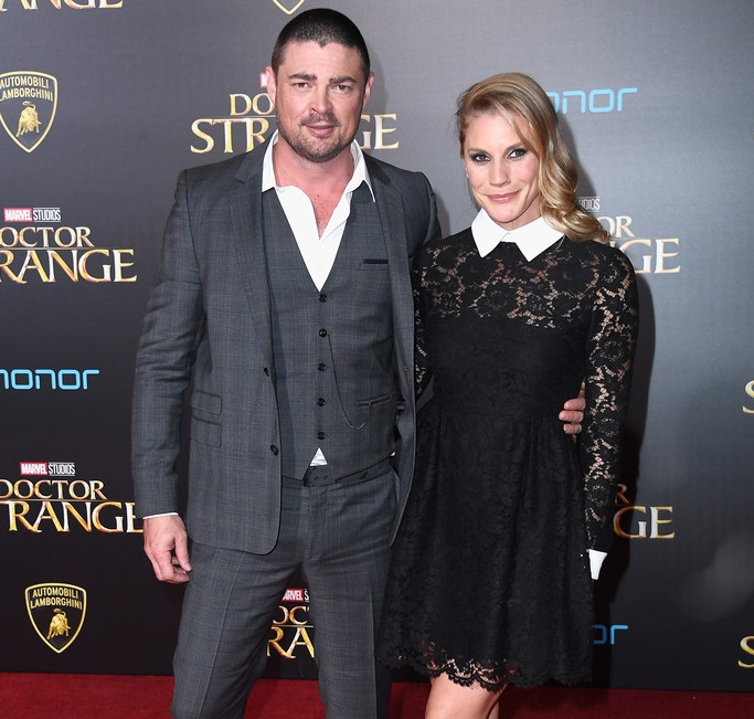 Is Karl Urban Ready To Get Engaged To Actress Girlfriend Katee Sackhoff And Forget Ex-Wife?