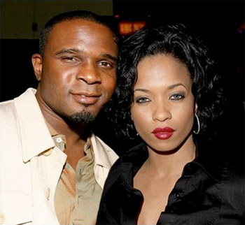 Karrine Steffans Claims She Is Married But Her Alleged Huband Denies It; Has A Son But With Whom?