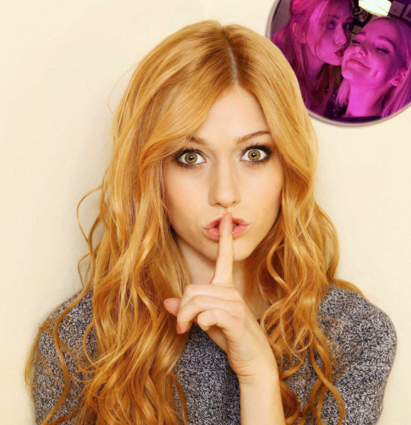 Katherine Mcnamara Jumping From Boyfriend To A Girlfriend Sparks Dating Affair With Fellow Actress