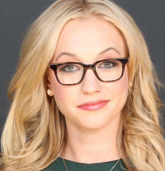 Katherine Timpf Dating Status Now, Parents & Height Info
