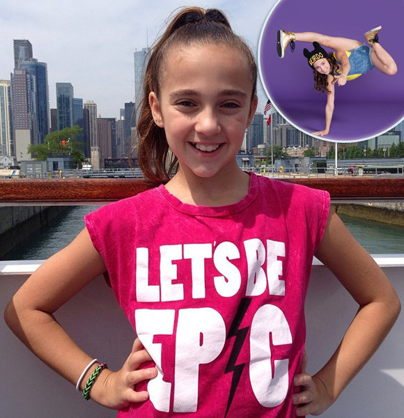 Kaycee Rice 10 Facts: Age, Birthday, Family and Much More On The Dance Fanatic