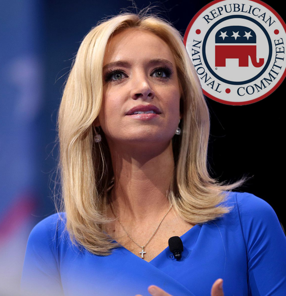 Pro-Trump Pundit Kayleigh McEnany Joins RNC after her Exit From CNN