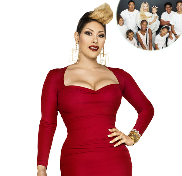 Keke Wyatt Welcomes A Baby Boy, Adding One More to Her Family with 8 Children!
