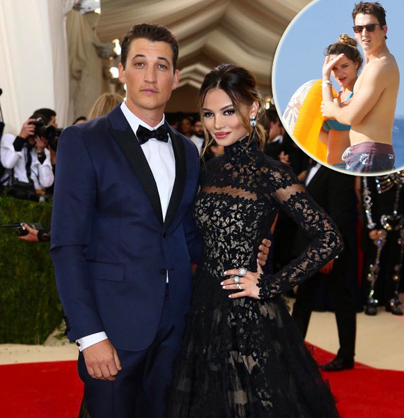 Keleigh Sperry's Wiki-Like Bio! All About Her And Her Relationship With Actor Boyfriend Miles Teller